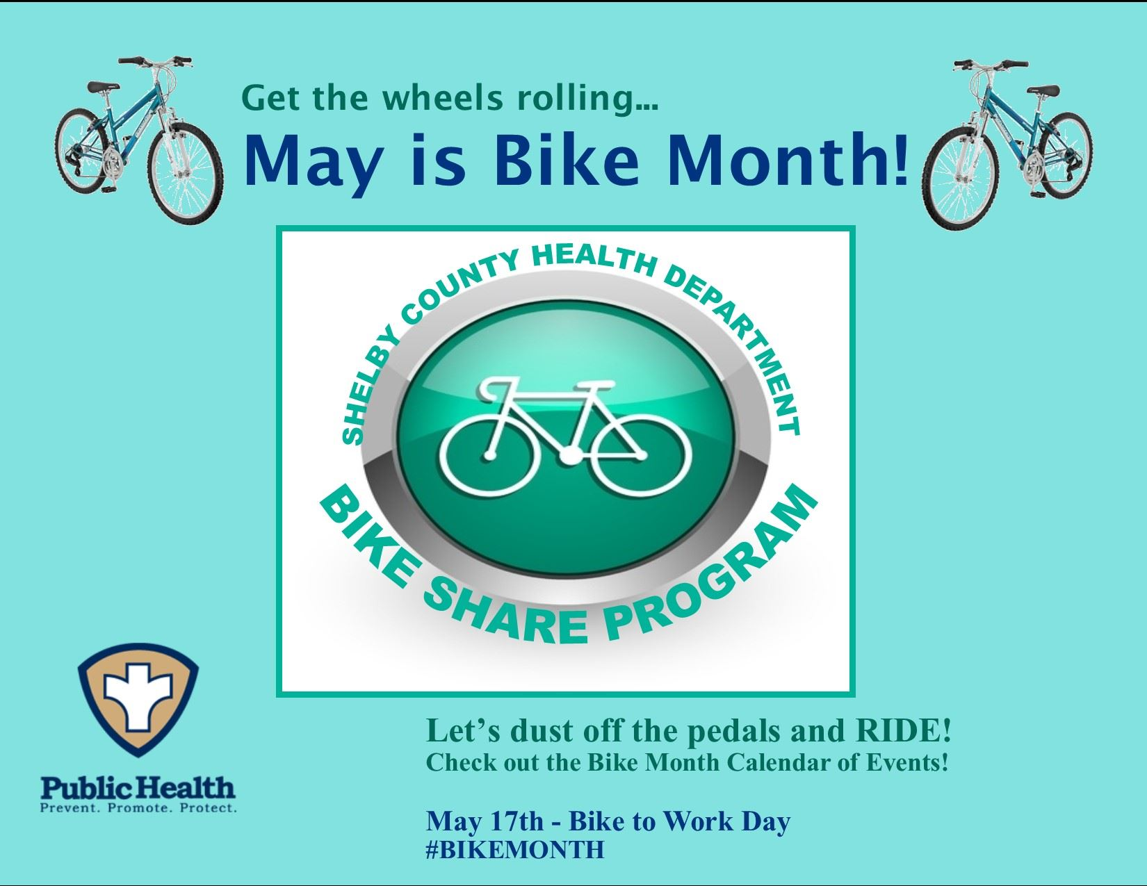 Bike Month Flyer